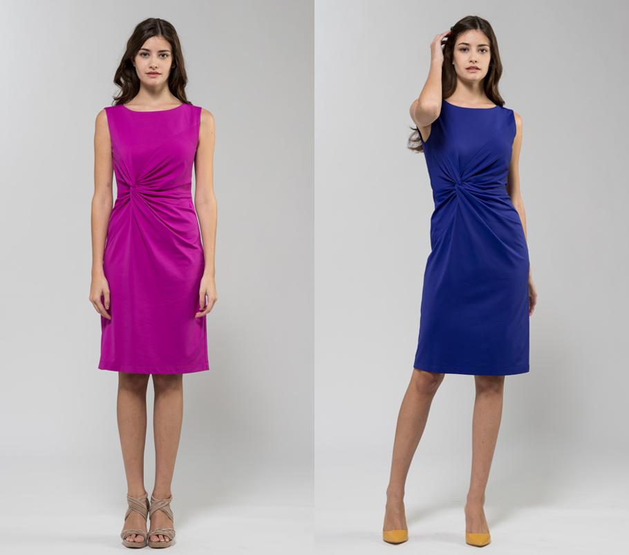 ダブルクロスドレス2種